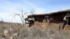Abandoned!!! Ella's Frontier Trading Post!! Joseph City, AZ!!!! Route 66