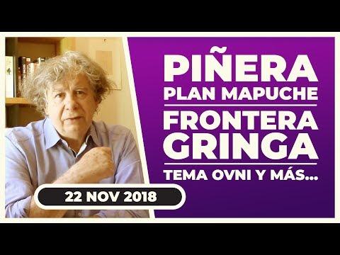 Fernando Villegas | Sobre la debilidad del gobierno de Piñera con las medidas sobre el terrorismo en la Araucanía