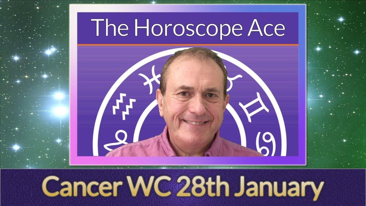 Cancer Weekly Horoscope from 28th January - 4th February