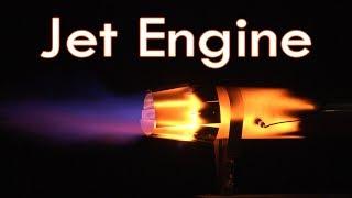 Hybrid Jet Engine