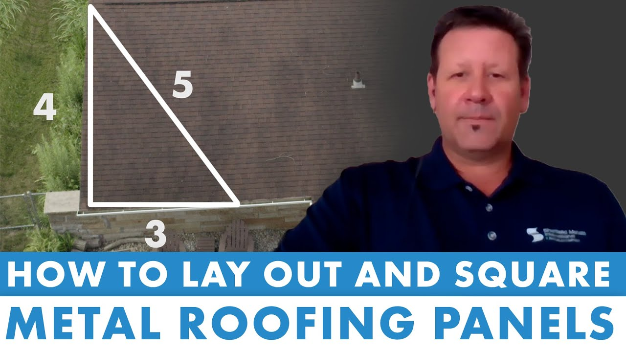 Exposed Fastener Vs Standing Seam Metal Roofing Revisited Youtube