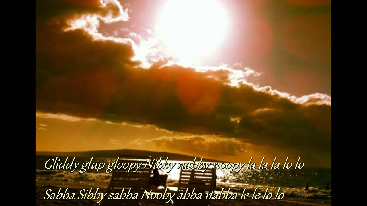 Good Morning Sunshine Lyric : Oliver good morning starshine hd with lyrics youtube