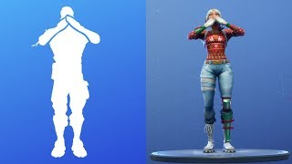 ACCOLADES EMOTE | Fortnite Item Shop