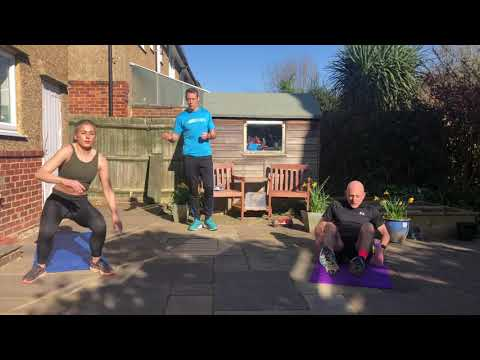 Great Outdoor Fitness 35 minute Home Workout 2
