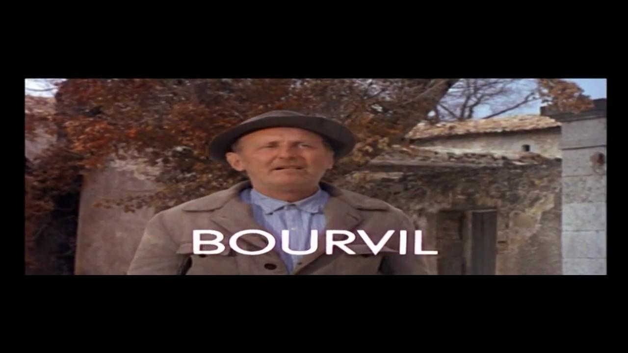 Bande Annonce Film l'Arbre de Noël avec Bourvil