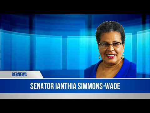 Senator Ianthia Simmons-Wade Speech In Senate, Feb 12 2020