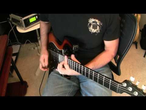 Fusion Guitar Solo