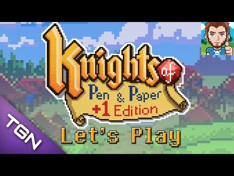 let's-play-knights-of-pen-and-paper-episode-5