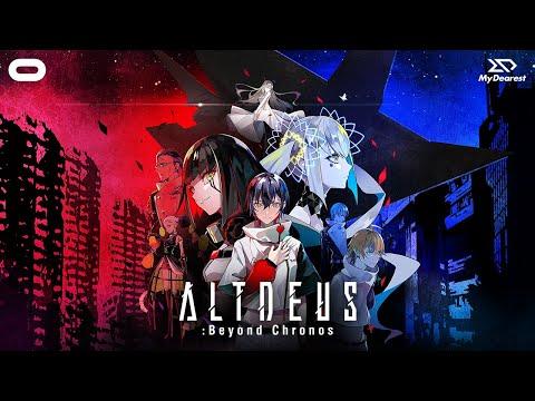 Altdeus: Beyond Chronos | Launch Trailer | Oculus Quest