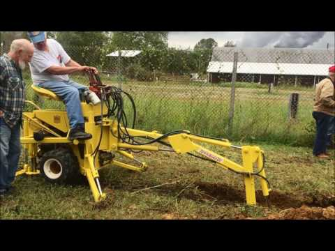 2016 Gravely Tractor Club of America Mow In Walk Around Part 1 Point Pleasant WV