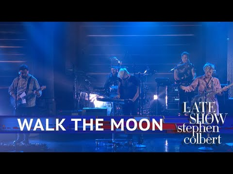 Walk The Moon Performs 'Kamikaze'