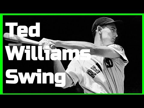 Ted Williams Swing | The Science of Hitting
