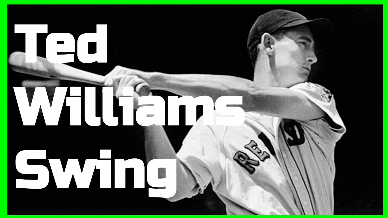 Ted Williams Swing The Science Of Hitting