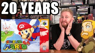MARIO 64 is 20 years old! - Happy Console Gamer