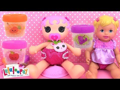 Poupon Lalaloopsy Potty Surprise Bébé va au pot