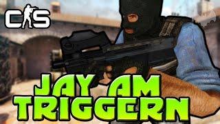 JAY AM TRIGGERN - ♠ Let