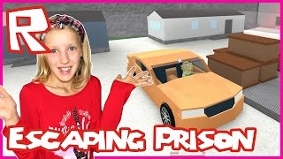 Roblox Prison Life / Escaped With Help