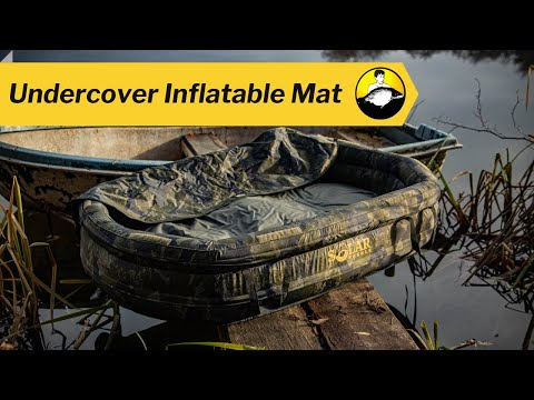 Solar Products | NEW Undercover Camo Inflatable Mat