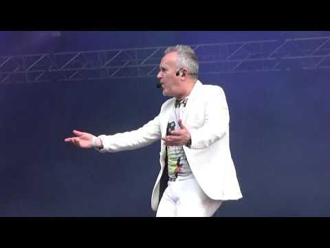 Howard Jones What is love Reload 2015 Norfolk Live