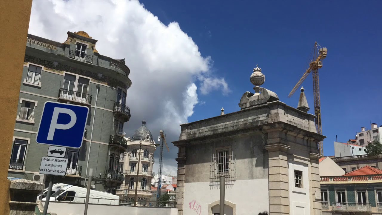 Фото из Лиссабона, Португалия.