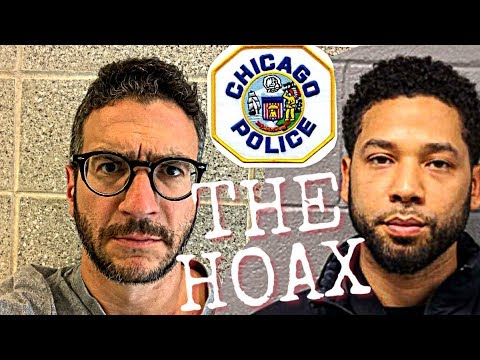 City of Chicago is SUING Jussie Smollett - Viva Frei Vlawg