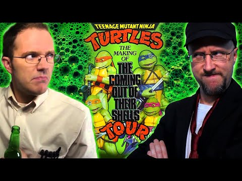 TMNT: Coming Out of Their Shells - Nostalgia Critic & Nerd