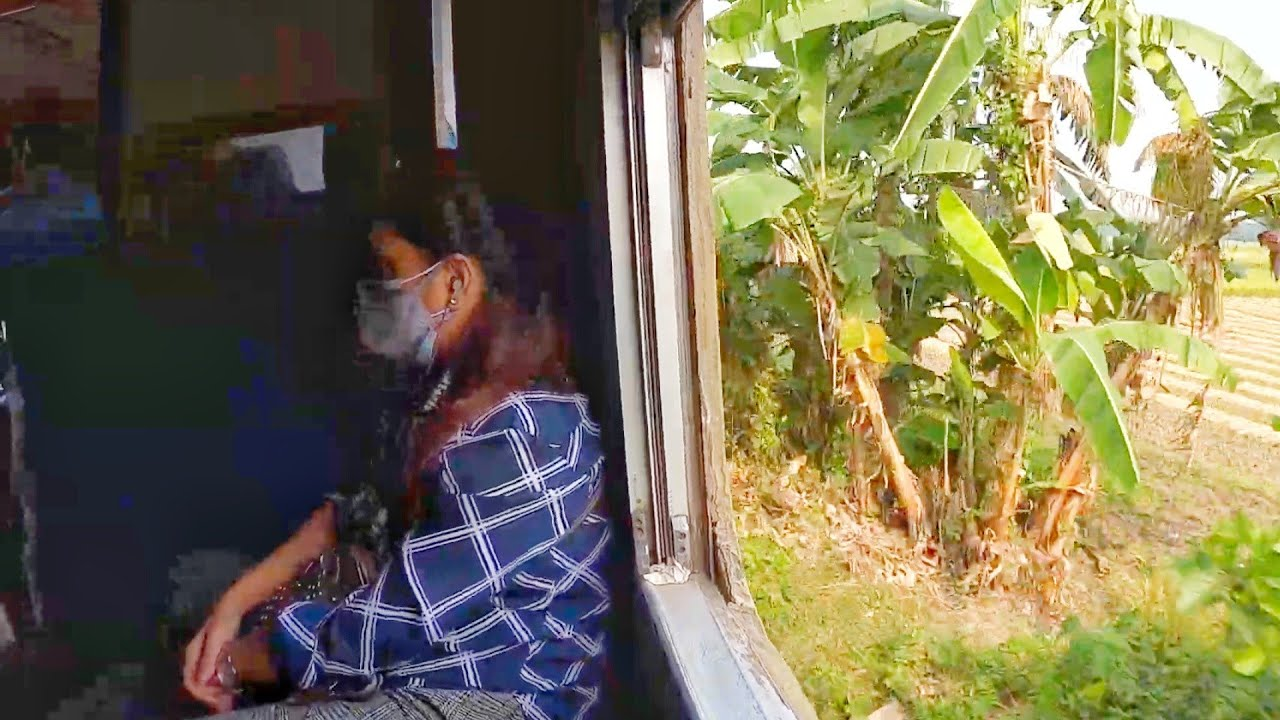 Egarosindur Express Train || Journey By Train || Bangladesh Railway