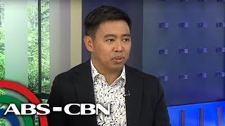 FULL INTERVIEW: Junjun Binay faces off with sister Abby for Makati mayor post