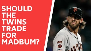 Would you trade a top Twins prospect for a package with Madison Bumgarner? (SKOR North Twins show)