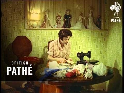 Plastic Dolls - Doll Making (1957)
