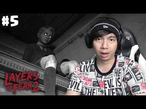 Penampakan Terjadi - Layers Of Fear 2 Indonesia - Part 5