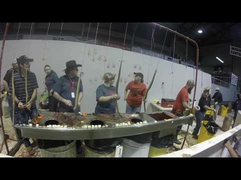 Sweetwater Texas 2016 Rattlesnake Round Up