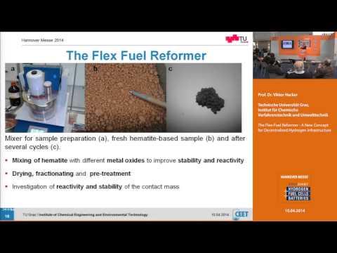 The Flex-Fuel Reformer - A New Concept for Decentralised Hydrogen Infrastructure