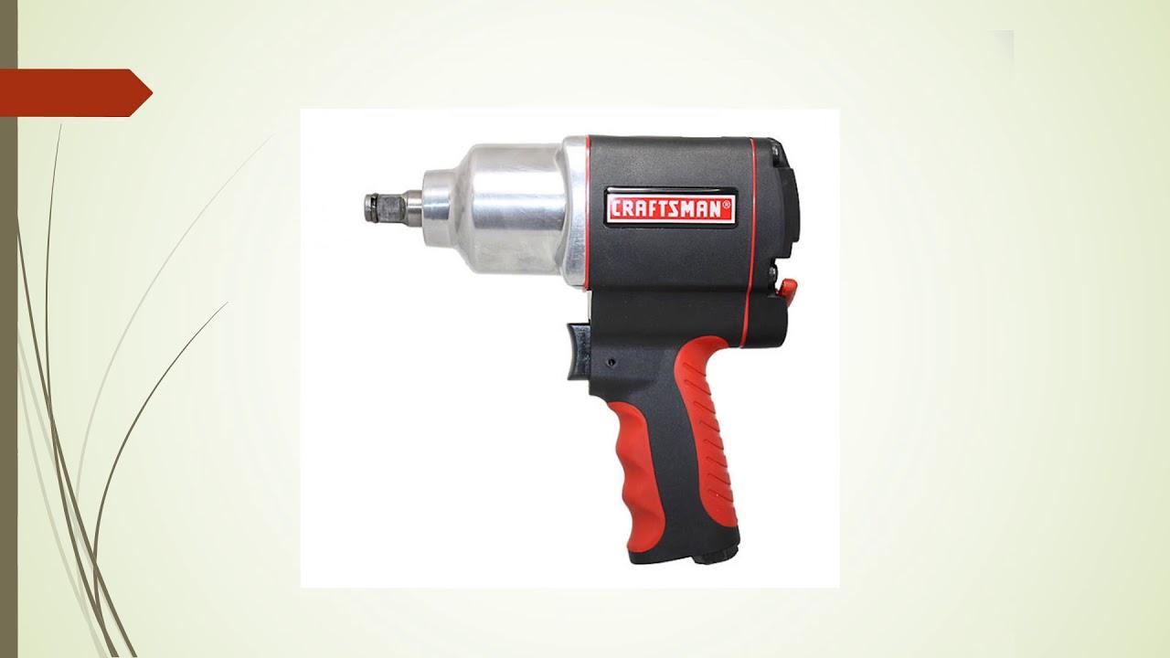 Craftsman 916882 Air Impact Wrench