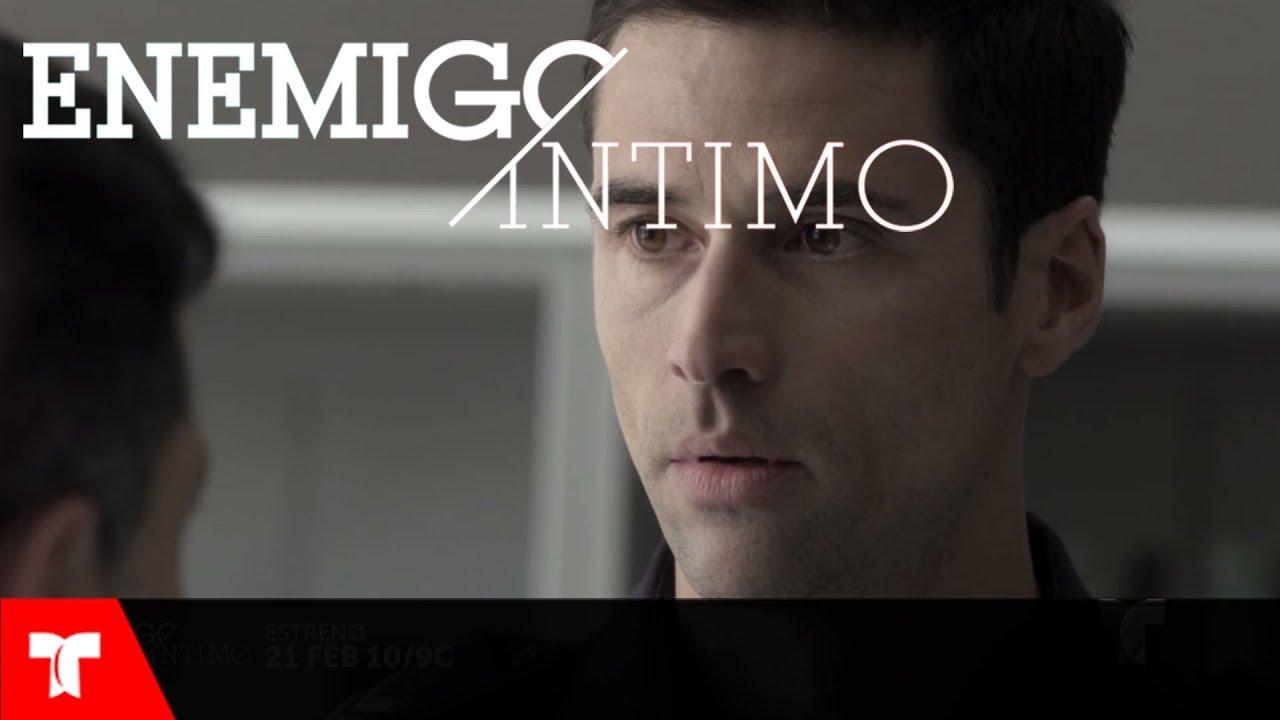 Enemigo Íntimo | Clip | Telemundo Novelas