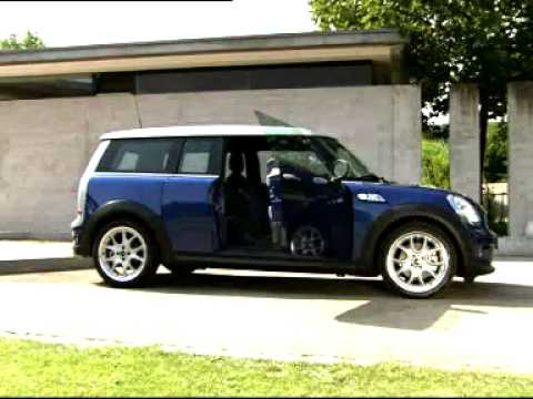 2008 Mini Clubman Promotional Video Youtube