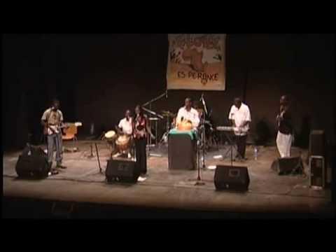 Wendy - M'nan Koulame (Live)