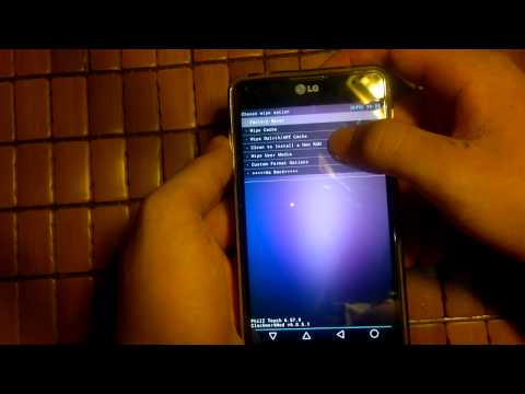 Flash rom android 5.1.1 cho LG OPTIMUS G ( How to flash rom android 5.1.1 for LG OPTIMUS G )