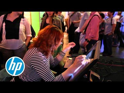 HP ZED Berlin 2015 Sizzle Reel – Wo Technologie Auf Kreativität Trifft