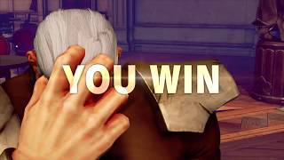 STREET FIGHTER V AE : It Was Just Many A Tuesday Ago