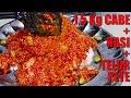 Buka Puasa Tanboy Kun | Makan Cabe ( 1,5 Kg) Pakai Nasi
