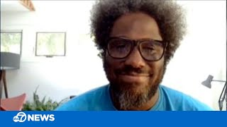 W. Kamau Bell gives perspective on George Floyd protests