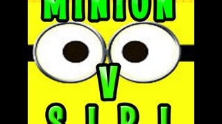 DESPICABLE ME 2 Banana Minion v Siri RINGTONE (WATCH FULL MOVIE)
