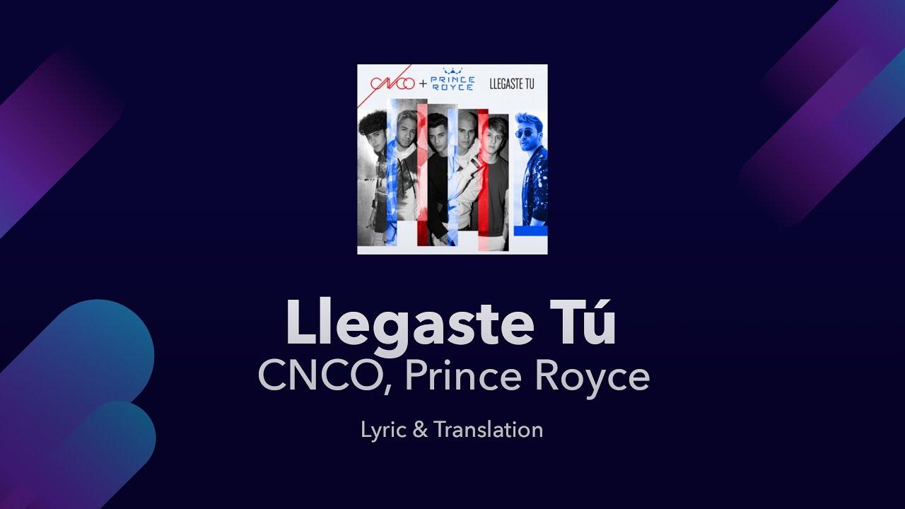 descargar musica de cnco ft prince royce llegaste tu