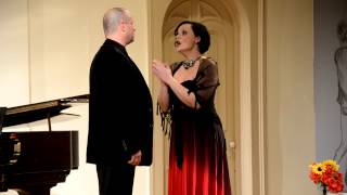 "Stephen & Juliane Price perform, ""A Whole New World"""