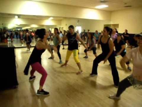 Alegria Pa Zumbar Samba – Zumba Fitness – Dance Routine by Jessie Herrera