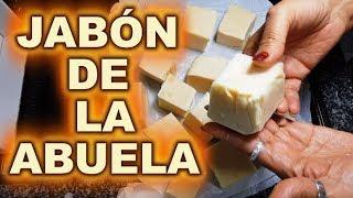 JABÓN DE LA ABUELA INCREÍBLEMENTE UTIL