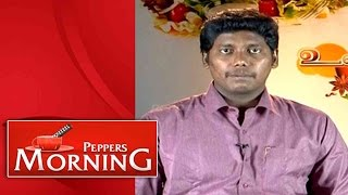 Medicinal Benefits Of Henna/Mehandi/Marudhani – Unavum Gunamum 12-02-2016 – Peppers TV Show