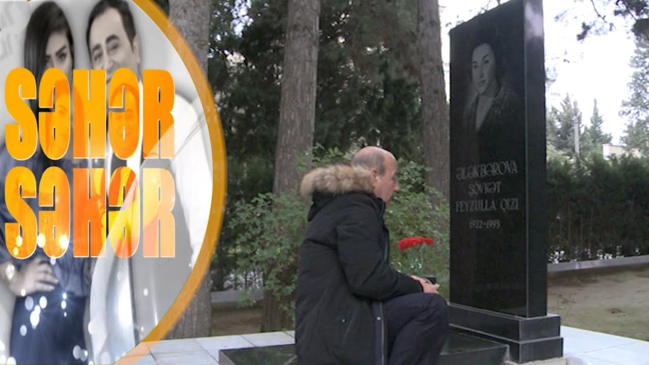 Eli Mireliyev kimin qəbrinin üstündə ağlayıb, kömək istədi - Seher-Seher