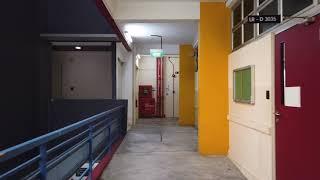 Singapore / Baharuddin Vocational Institute, Temasek Polytechnic On Stirling Road / Walk 82